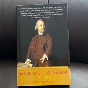 Book- Samuel Adams - A Life